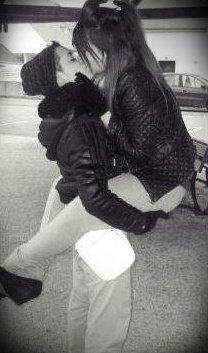 Sans toi je ne serais pas se que je suis aujourd'hui♥