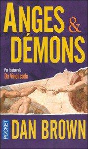 Critique littéraire: Anges et Démons de Dan Brown (par Annabelle)