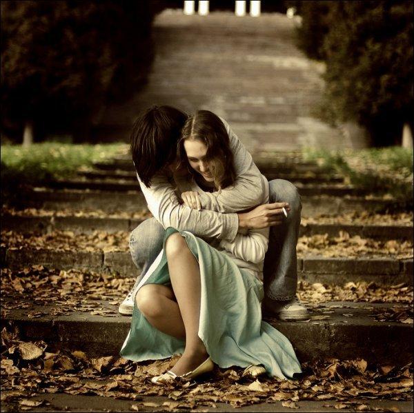 Parfois, les choses les plus importantes vous coulent, parfois mêmes elles vous soulent. Mais quand elle vous quittes, alors là c'est le monde entier qui s'écroule.