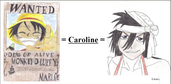 voici Caroline