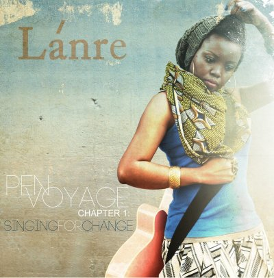 "Liste des titres- 1er Album ""Pen Voyage Chapter 1: Singing for Change"""
