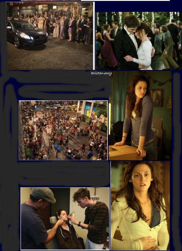 Nouveaux stills de Breaking Dawn + Une Capture d'écran pour B.D Part.2