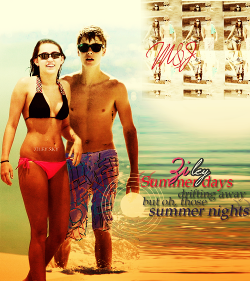 Jiley go to the Beach ...