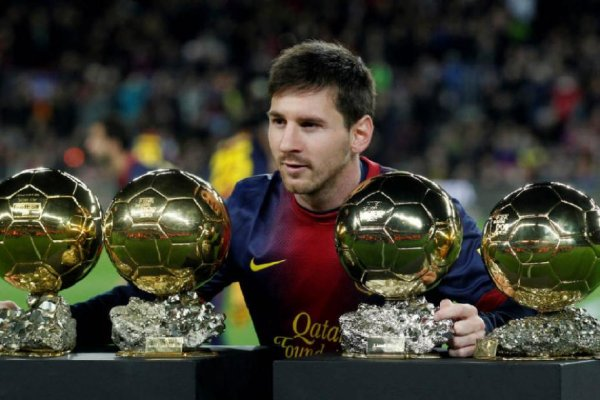 Messi, Mister Records