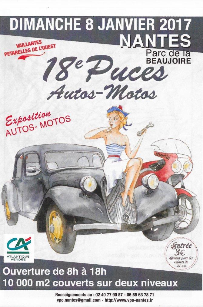 Ce Weekend Bourse Moto Parc de Exposition de Nantes la Beaujoire
