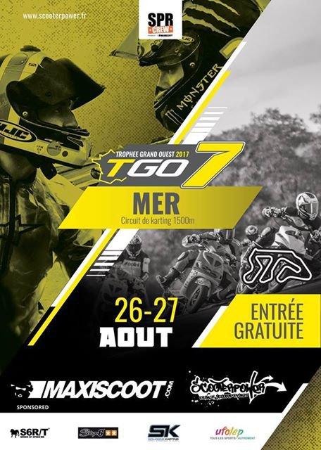 7ème Manche Trophée Grand Ouest 2017 Mer (41500)