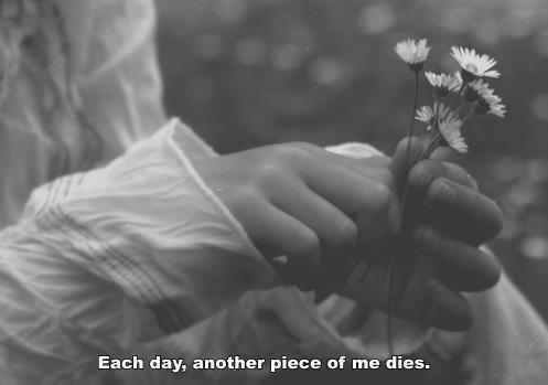 L'amour ne blesse pas. ©