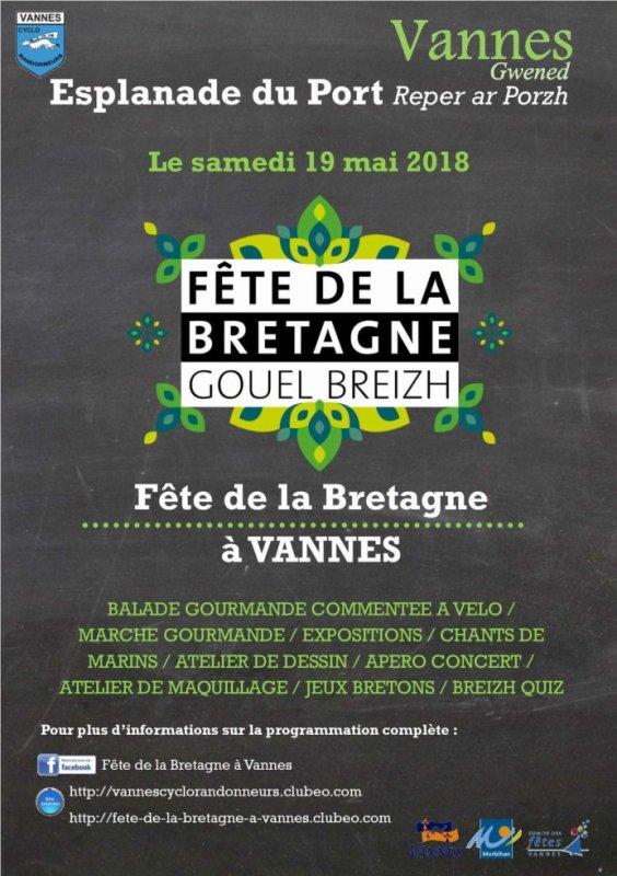 FETE DE LA BRETAGNE  ----