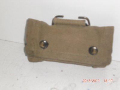 mon pansement individuel M1910