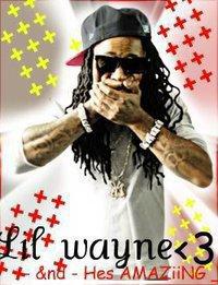 Lil Wayne. <3 [Biien + Q'une id0le]