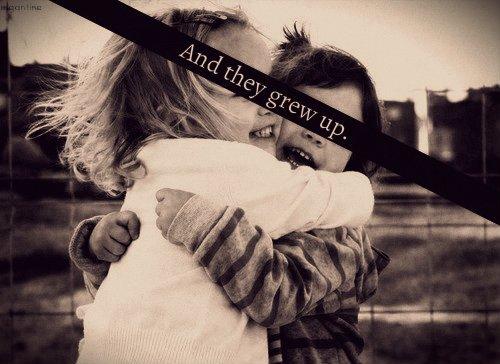 I wish i'd never grow up ...