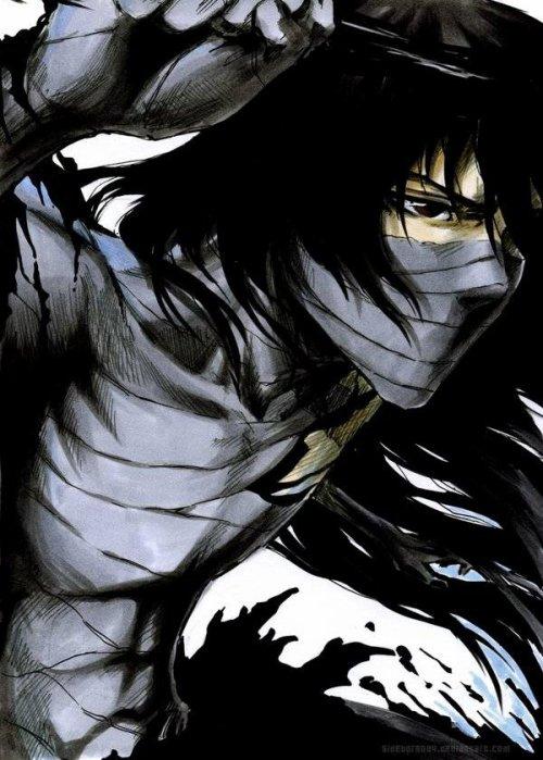 Fiche présentation de mon personnage préféré de Bleach : Kurosaki Ichigo