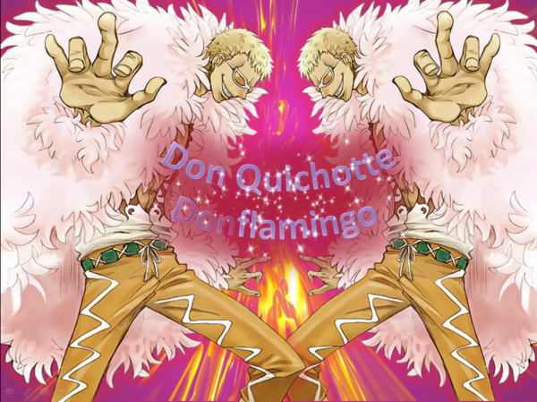 Doflamingo (One Piece)