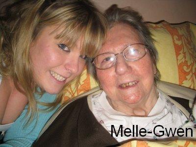 ♥♥  Gwen  && mami ♥♥