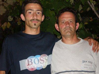 moi et mon père au portugal