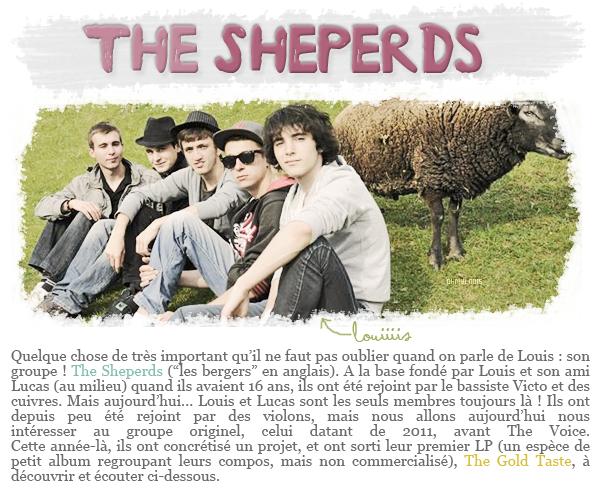 Découverte The Sheperds