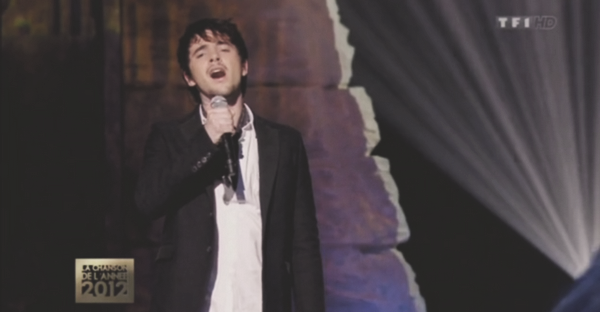Flashback Louis chante Piaf