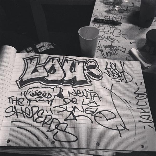 Actu du 23.10.13 Instagram
