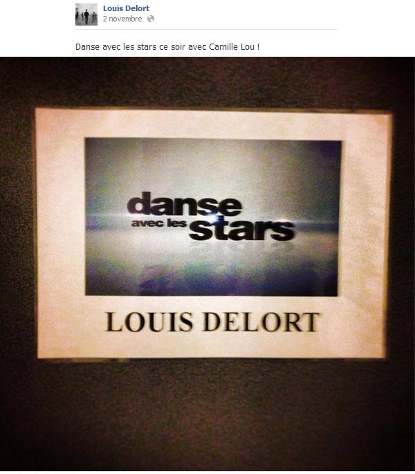 "Actu du 08.11.13 Replay ""Danse avec les stars"" + Grand Studio RTL"