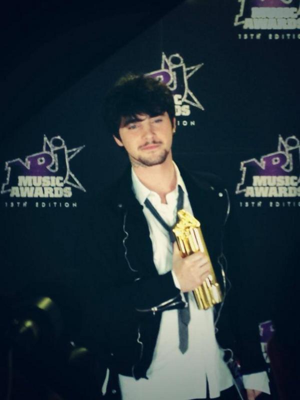 Actu du 15.12.12 NRJ Music Awards