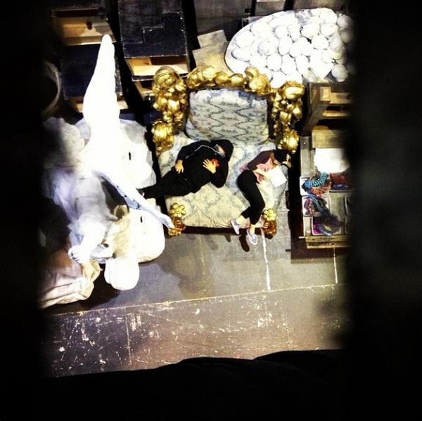 Actu du 05.01.14 (1/2) Instagram