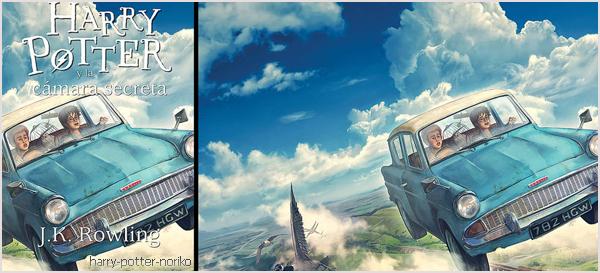 Ford Anglia d'Arthur Weasley
