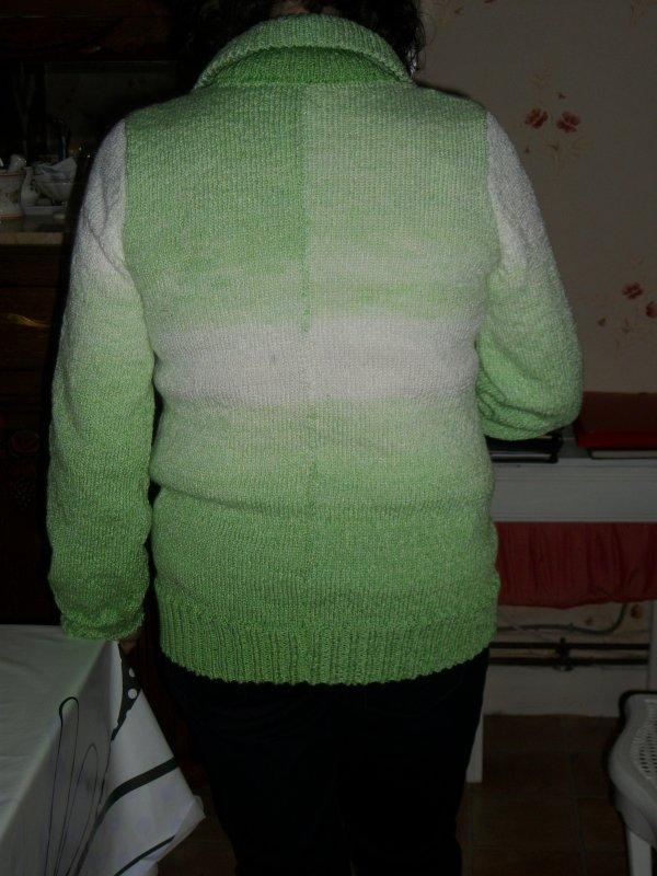 mes tricots machine