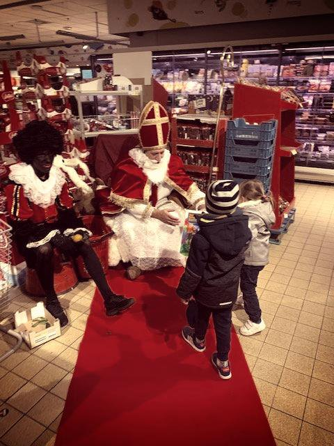 ON A VU SAINT NICOLAS..................................