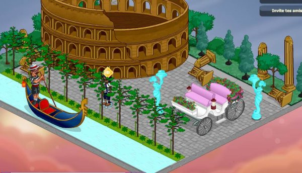 Woozworld Express :Rome
