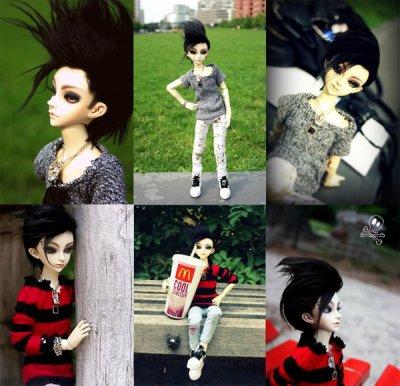 Bill's doll