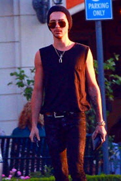 Bill kaulitz LA
