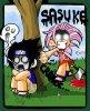 O.o sa va chauffer Sasuke