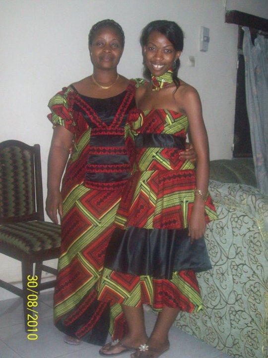 Sissi et mam