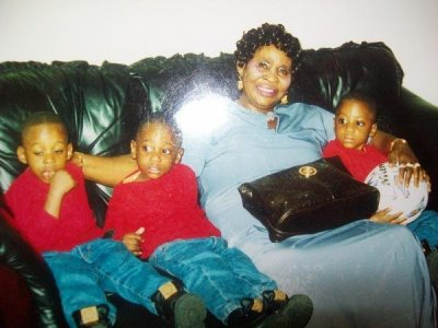 MAMIE AND LES TRIPLES (R.I.P MAMIE NEVER FORGET U WE ALWAYS LOVED YOU AND WE MISSED YOU TOO <3)