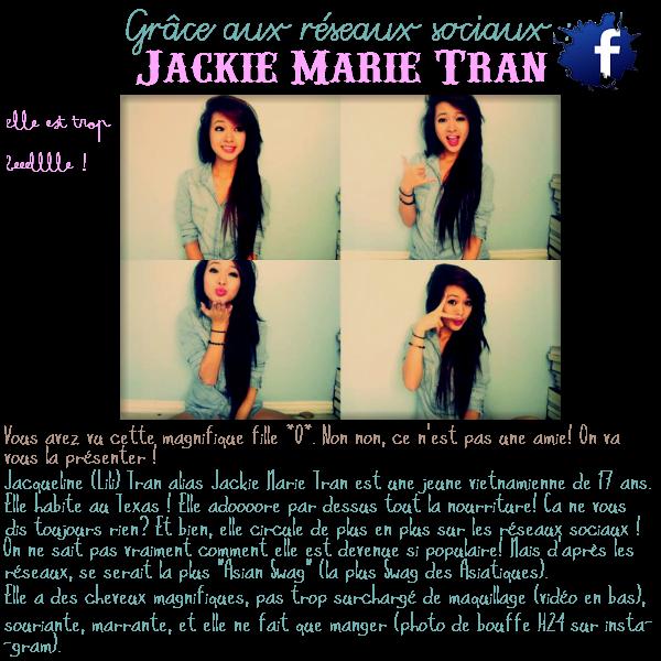 Jackie Marie Tran