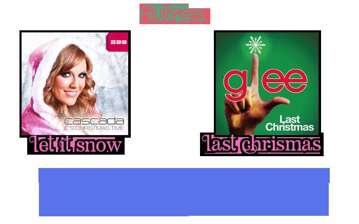 Notre playlist de Noël ❄