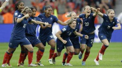 Les Bleues championnes à Chypres !!