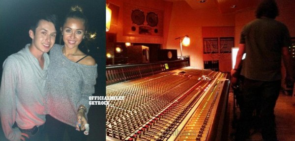 ☺18 octobre 2012 ☺ Miley était au Talk Show Chelsea Lately + Découvrez PLUSIEURS photos personelles provenant de Twitter ou son compte Pheed  Enfin de la nouveauté cote carriere , Miley a fait monte l'audience De Two And A Half Men depuis qu'elle y a assisté . J'ai mis un lien de l'épisode qui est sous-titré  & decouvrez aussi une interview que Miley a fait avec ryan seacrest qui passe a la radio plus tot le 18 octobre :D .