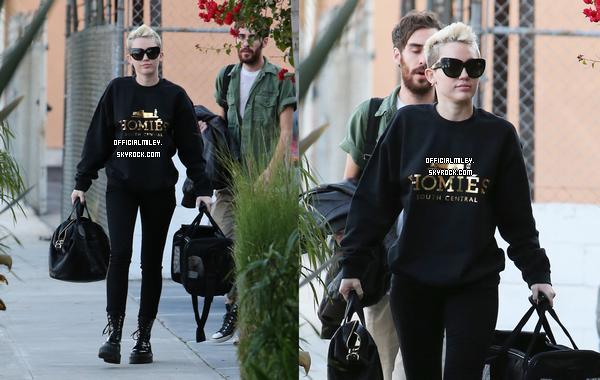 08 janvier 2013 - Miley et Liam étaient à l'anniversaire de Noah , la petite soeur de Miley , à Hollywood. TOP ou FLOP ? Perso , c'est un FLOP.