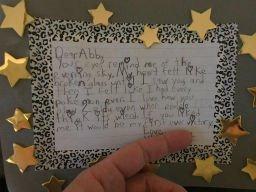L'attendrissante lettre d'un enfant de 10 ans à son amoureuse