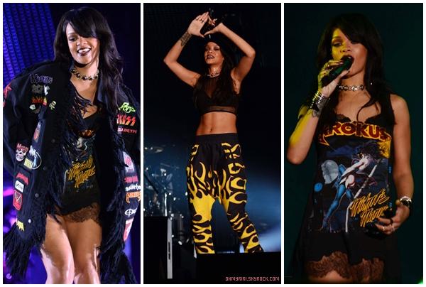 • 07 août | TOURNÉE |  - // Première date du Monster Tour