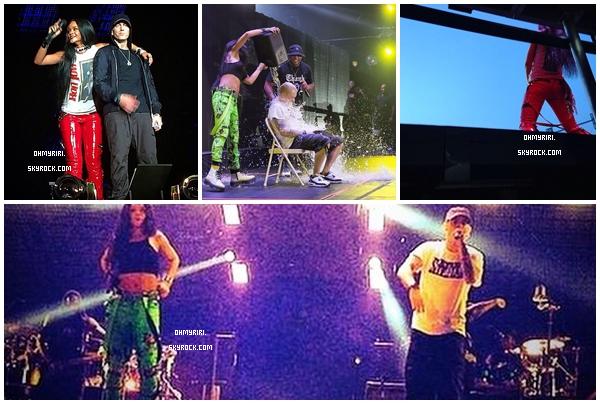 • 23 août | TOURNÉE |  - // Dernier jour du Monster Tour