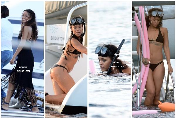 • 14,15 septembre | AUTRES |  - // Rihanna est à la Barbade