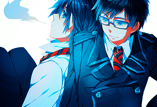 ↓ BLUE EXORCIST ↓