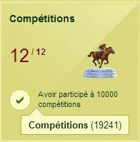 Le nombre de compétition - 8 mai 2014