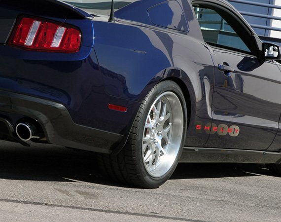 Ford Mustang Shelby GT1000 2012 !