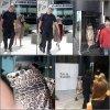 23.07.2013 : Rihanna a été photographiée à Oslo. Elle performera au Telenor dans deux jours.