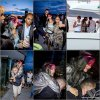 24.07.2013 : Rihanna a été aperçue avec des amis sur un bateau à Oslo, en Norvège.