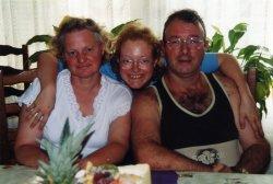 ma tante ma couzine & mon oncle