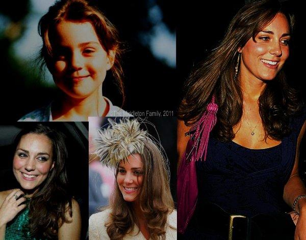 Etre une princesse... c'est possible : Kate Middleton ❀